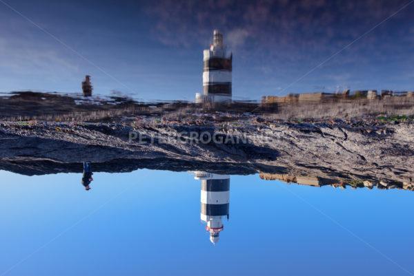 Hook Head, Wexford – Reflections - Peter Grogan Stock Photography