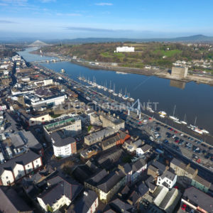 Waterford City Aerial 1 - Peter Grogan Stock Photography