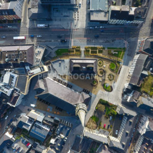 Waterford City Aerial 2 - Peter Grogan Stock Photography